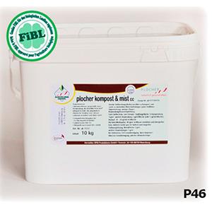 Plocher Kompost & Mist Calciumcarbonat