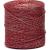 Zaunlitze Super-Bull-Stop rot mit 9 Leitern,500 m-Rolle